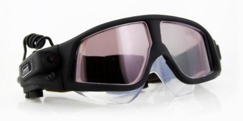 Coleman VisionHD 1080p HD Swimming Goggles with Built in Video Camera 1 credit Overstock