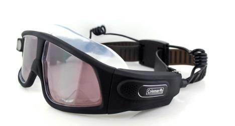 Coleman VisionHD 1080p HD Swimming Goggles with Built in Video Camera 2 credit Overstock
