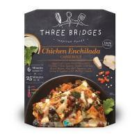 Tres puentes Comidas elaboradas por el chef 2 créditos Tres puentes 1