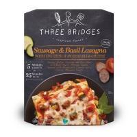 Three Bridges Chef Crafted Meals 3 crédito Three Bridges