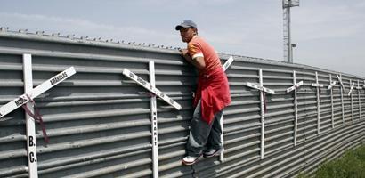 Frente migrante