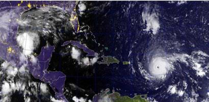 frente a huracanes