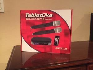 Tableta VocoProOke 2 crédito VocoPro