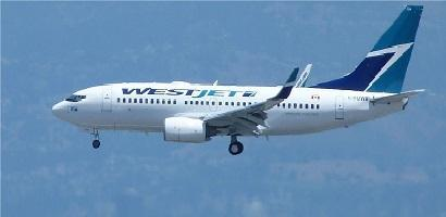 Westjet Boeing 737 C FUWS