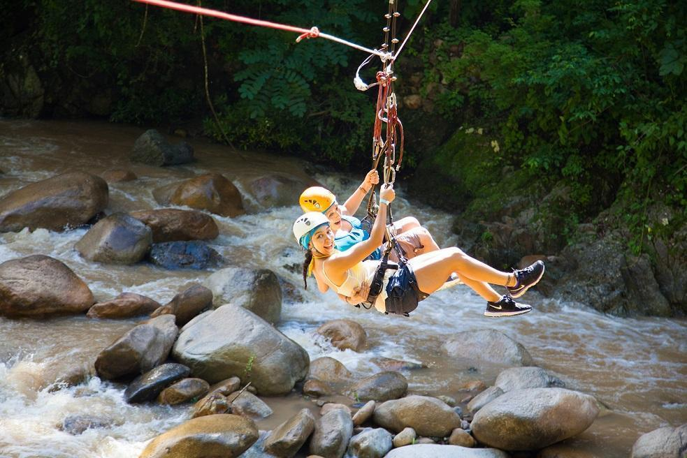 Canopy River Expedition Puerto Vallarta 53fca3f98c769 u201c & Feel The Extreme Adventure at Canopy River Puerto Vallarta