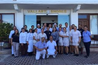 Grupo de donación de las costas de Vallarta