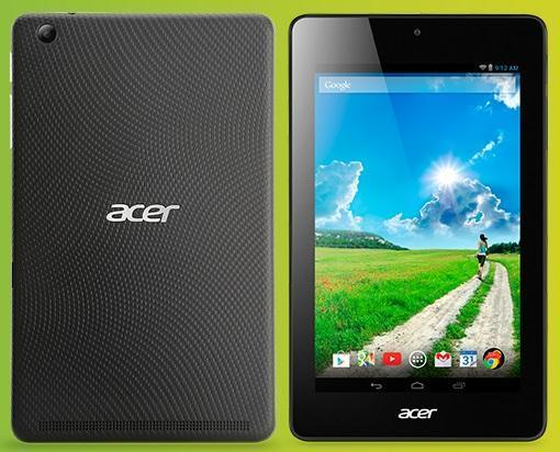 1MAINAcer Iconia One 7 Credit Intel