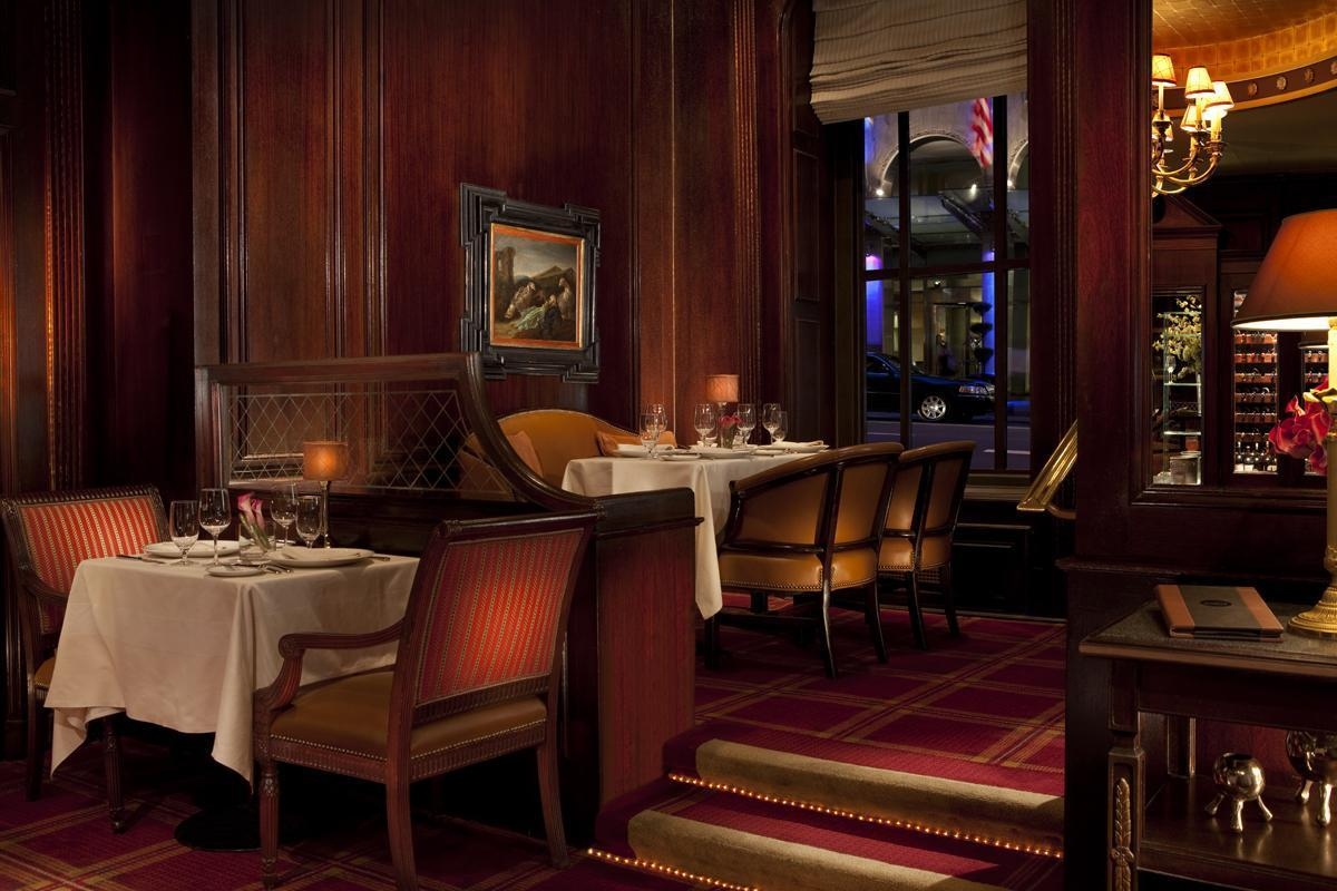 Bull and Bear Prime Steakhouse Courtesy Waldorf Astoria and Towers of the Waldorf Astoria New York 1