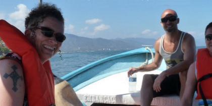Puerto Vallarta Yachts front