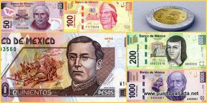 mexican currency pesos s