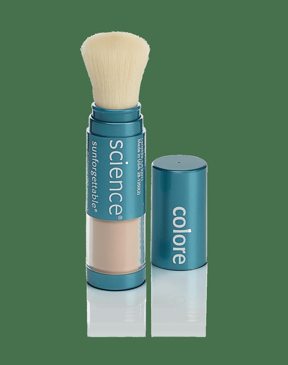 Colorescience Sunforgettable Mineral Sunscreen Brush SPF 30 1 crédito Colorescience