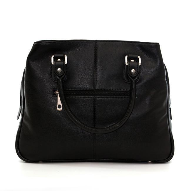 JILL-E Leather Career Bag 3 crédito Jill-e Designs