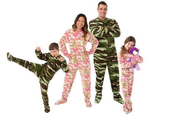 Pijama Big Feet 1 crédito Big Feet Pyjama Co