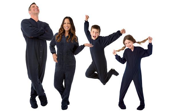 Pijama Big Feet 2 crédito Big Feet Pyjama Co