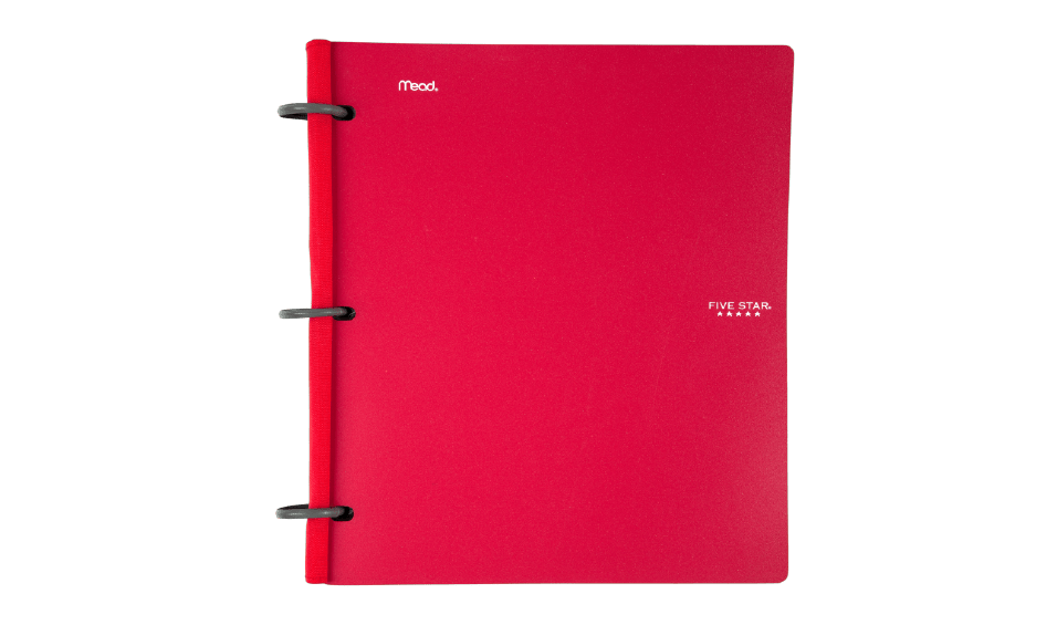 Five Subject Notebook 2 Credit ACCO Brands