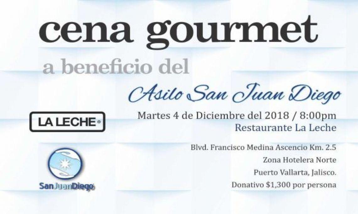 Gourmet Dinner Benefits Puerto Vallarta Senior Center