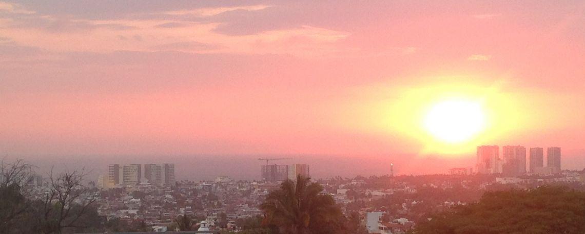 Puerto Vallarta Sunset Photo Gallery
