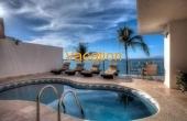 Vallarta Shores Sky Suite A Los Muertos Beach