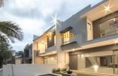 New house in Marina