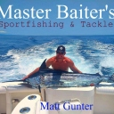 Matt Gunter and his Blue Marlin off Corbetena... Fishing on Sophia Matt had a great day!