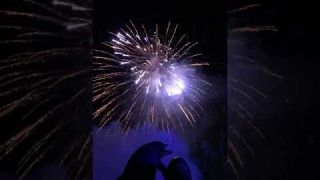 Puerto Vallarta Fireworks