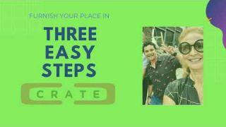 Amuebla tu lugar en 3 pasos