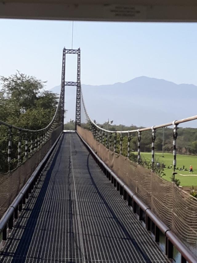nuevo puente del torneo de golf vidante