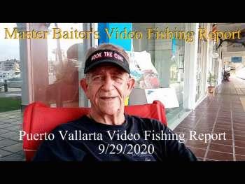Informe de pesca de Puerto Vallarta