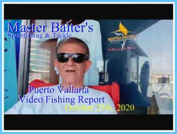 5 de noviembre de 2020 Video de pesca en Puerto Vallarta