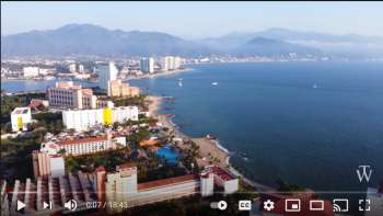 Nice Day in Puerto Vallarta Mexico (2021)