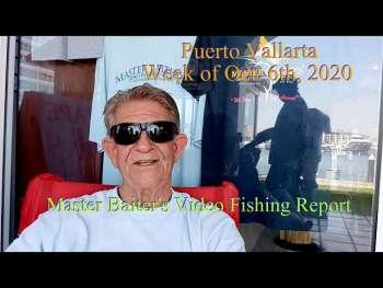 10 * 08 * 2020 Publicación semanal de pesca en Puerto Vallarta