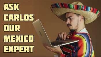Conozca a Carlos - Sistema de preguntas y respuestas para temas de México